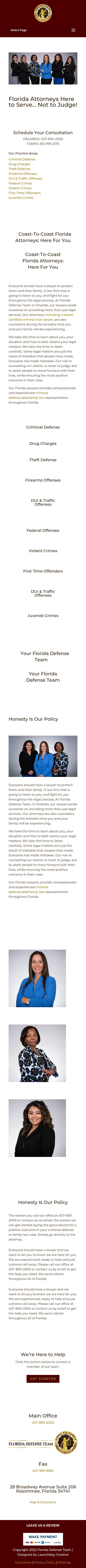 The Figueroa Law Firm, A Professional Association - Orlando FL Lawyers