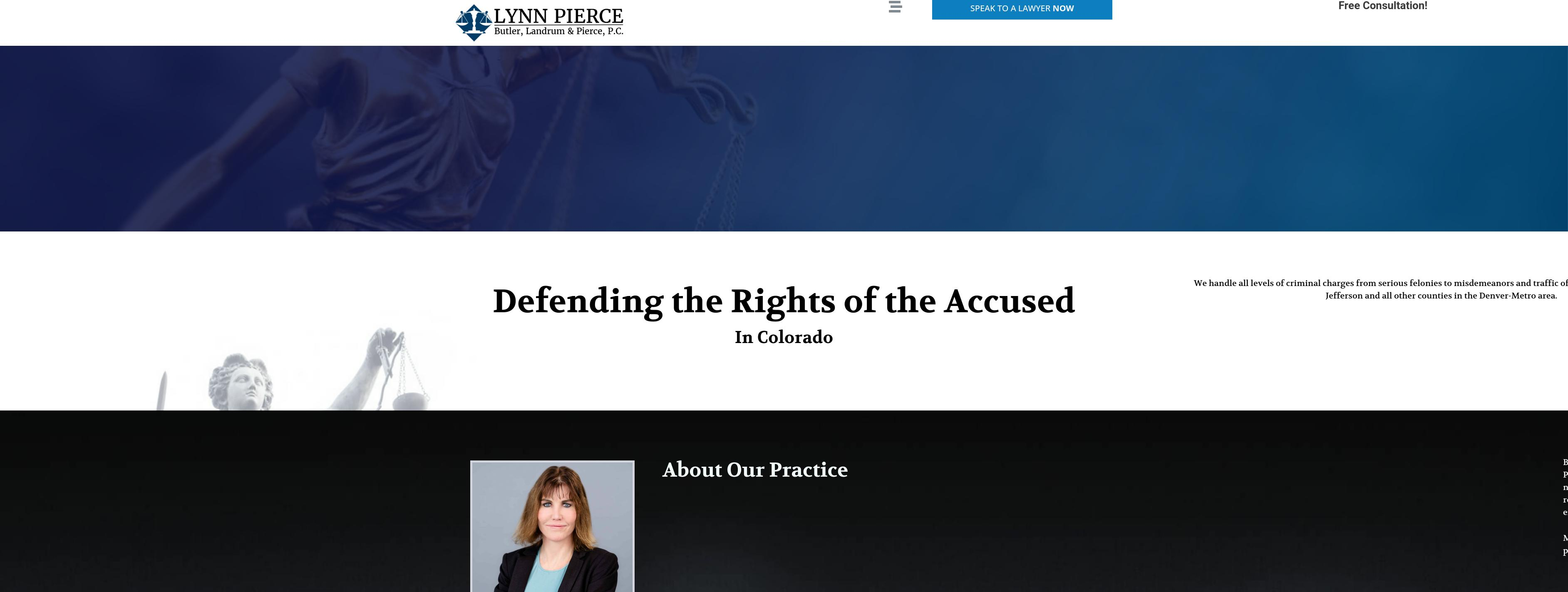 The Law Offices of Lynn A. Pierce - Denver CO Lawyers