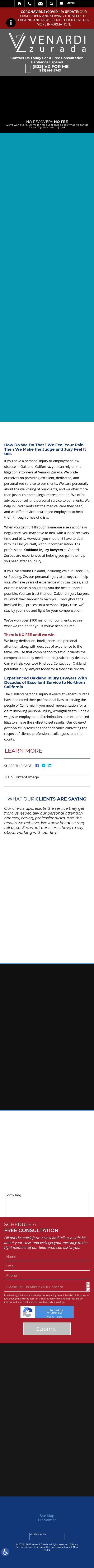 Venardi Law Firm - San Francisco CA Lawyers