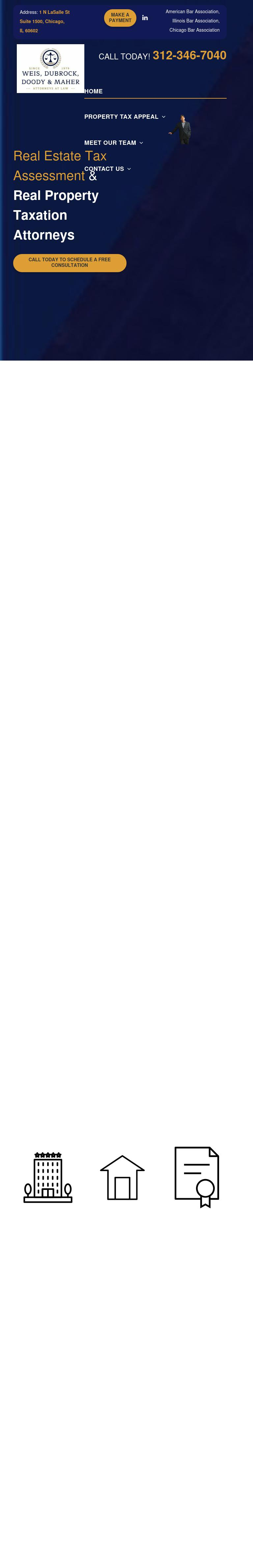 Weis, Dubrock, Doody & Maher - Chicago IL Lawyers