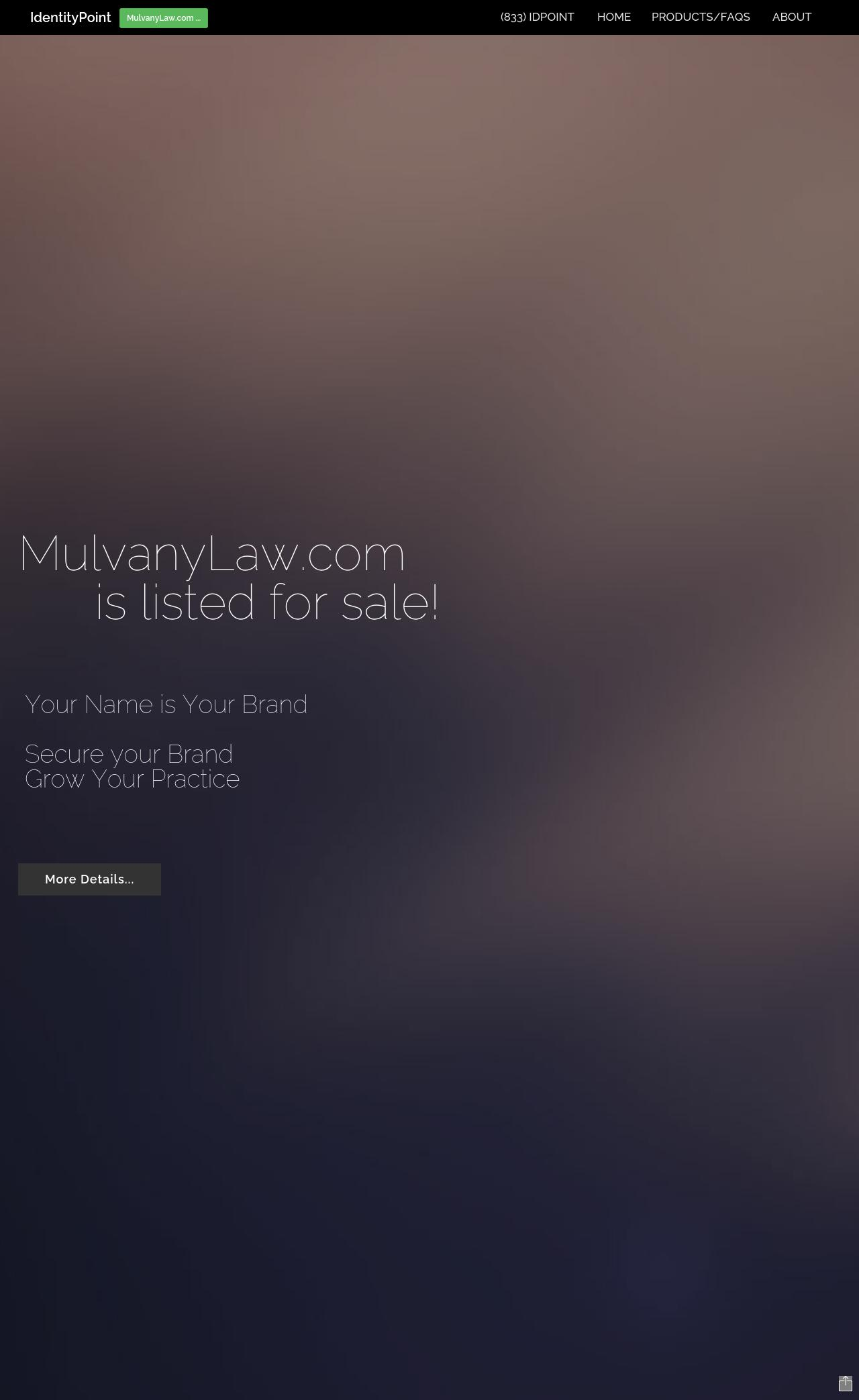 mulvany, patrick h - Indianapolis IN Lawyers