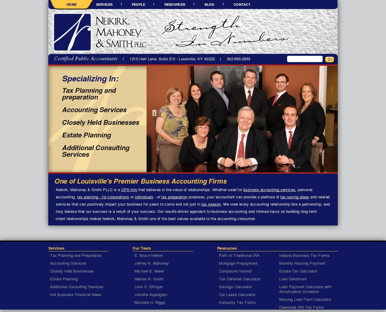 Neikirk, Mahoney & Maier Attorneys At Law - Louisville KY Lawyers