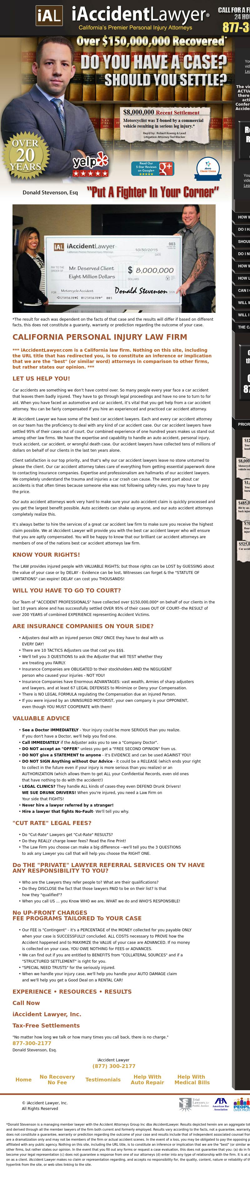 24/7 Legal | Chula Vista CA Law | LawyerLand