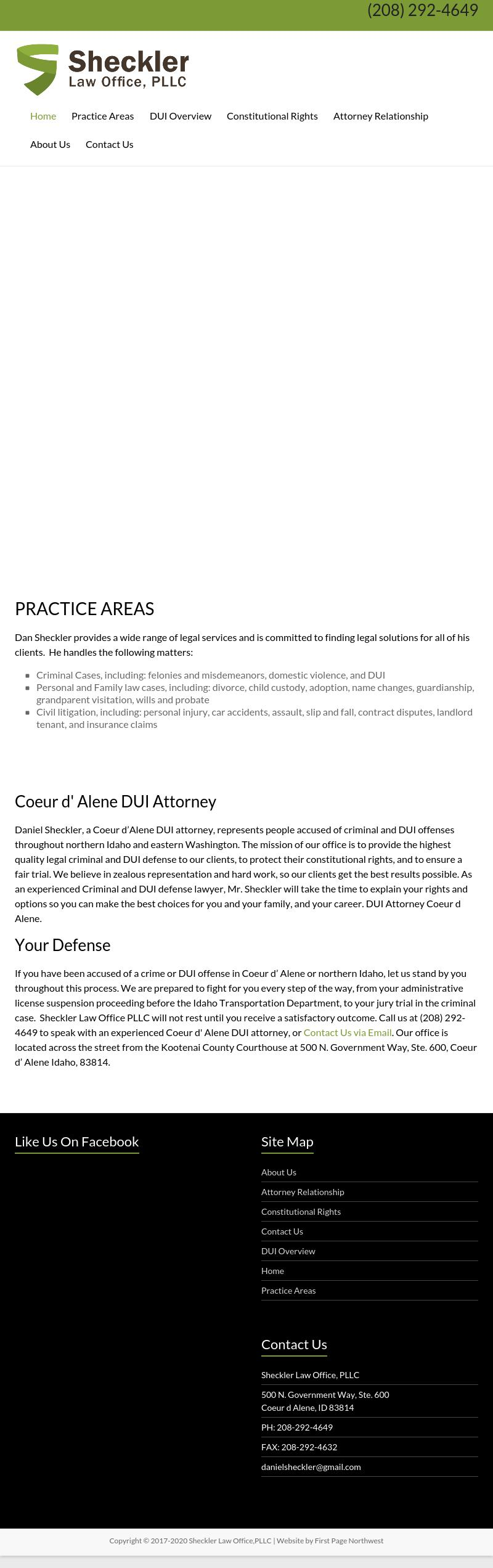 Attorneys Collectors & Investigators - Coeur D Alene ID Lawyers