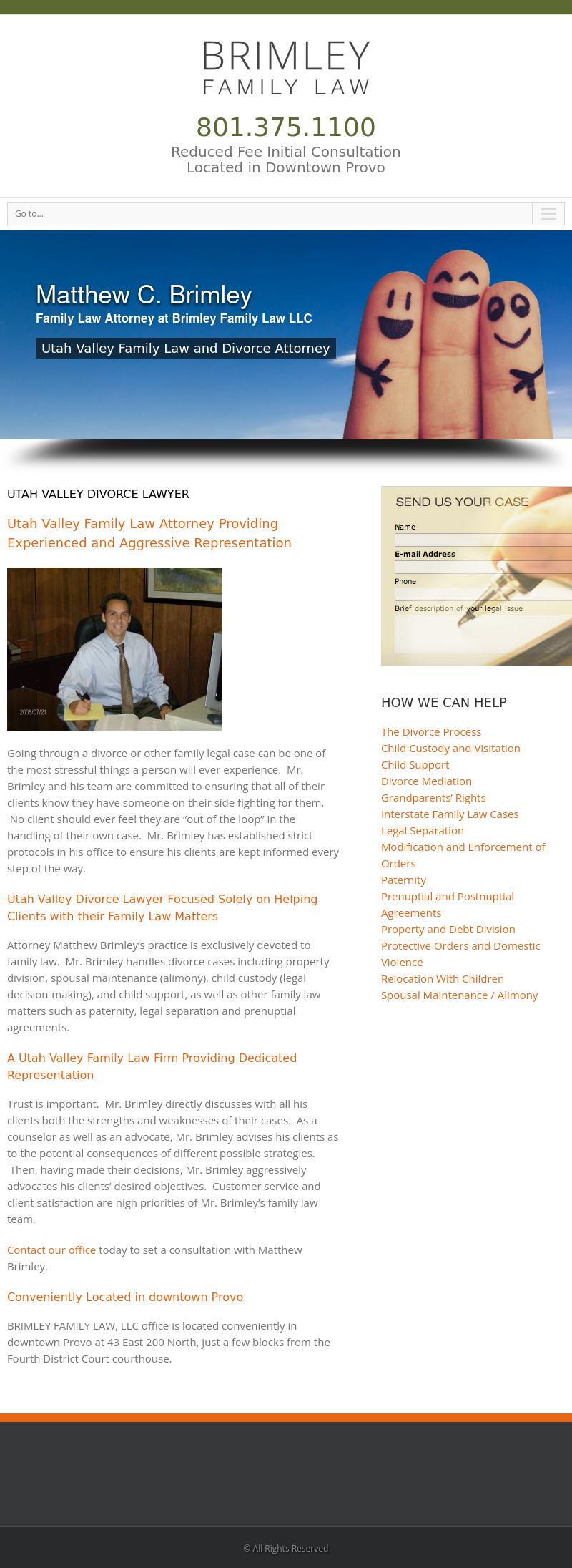 Brimley Family Law - Provo UT Lawyers