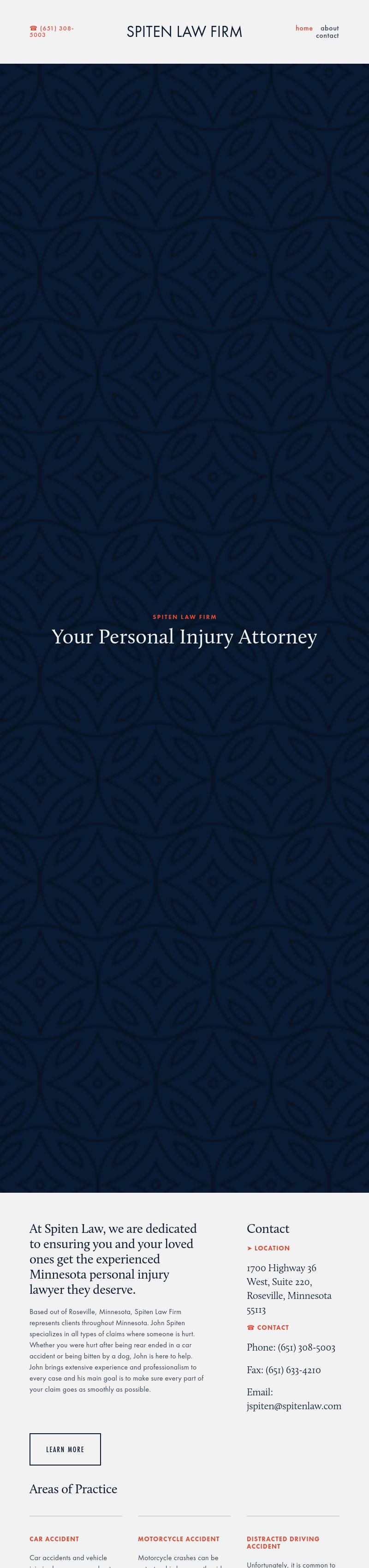 Kennedy Michael H Atty - Saint Paul MN Lawyers