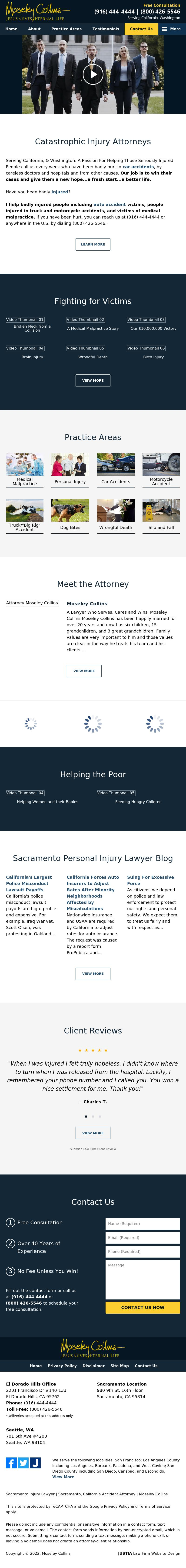 Moseley Collins - San Jose CA Lawyers