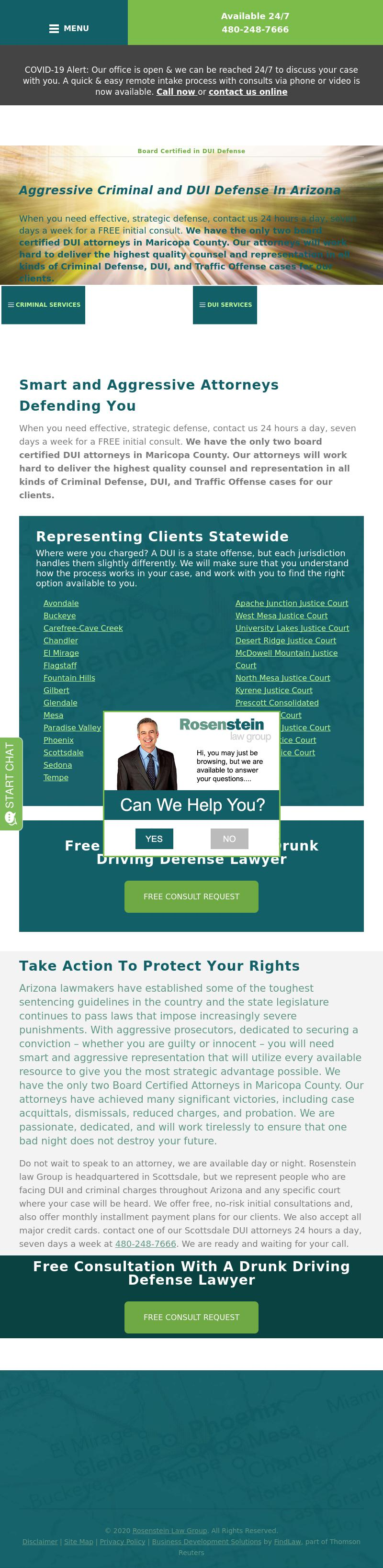 Rosenstein Law Group - Mesa AZ Lawyers