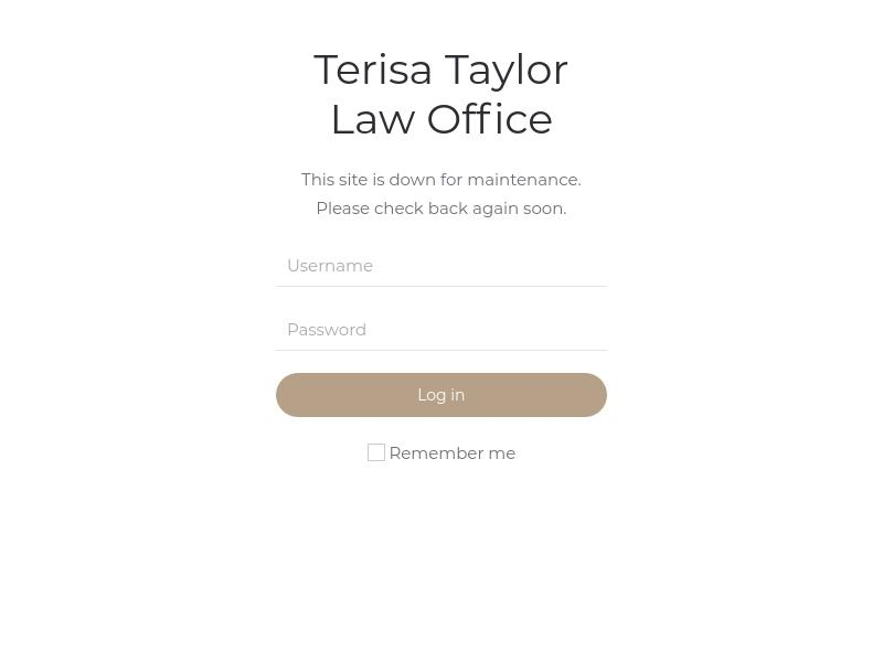 The Law Office of Terisa Taylor, P.C. - Houston TX Lawyers