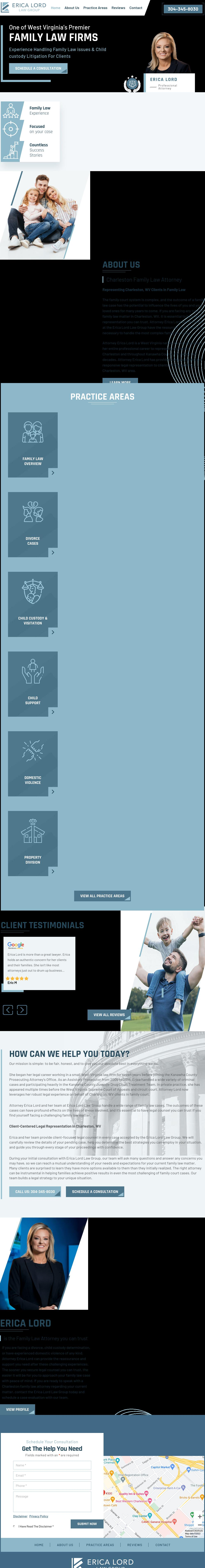 The Law Offices of Erica Lord, PLLC - Charleston WV Lawyers