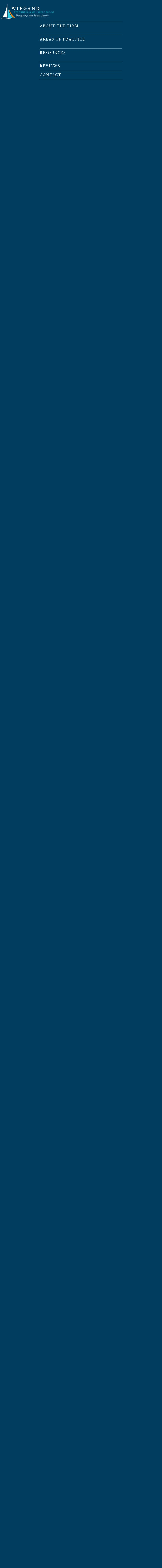Wiegand Attorneys & Counselors LLC - Denver CO Lawyers