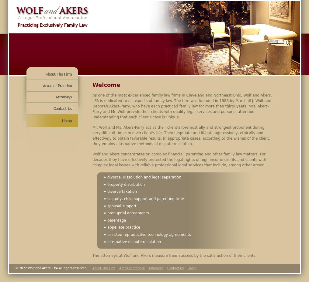 Wolf and Akers LPA - Cleveland OH Lawyers
