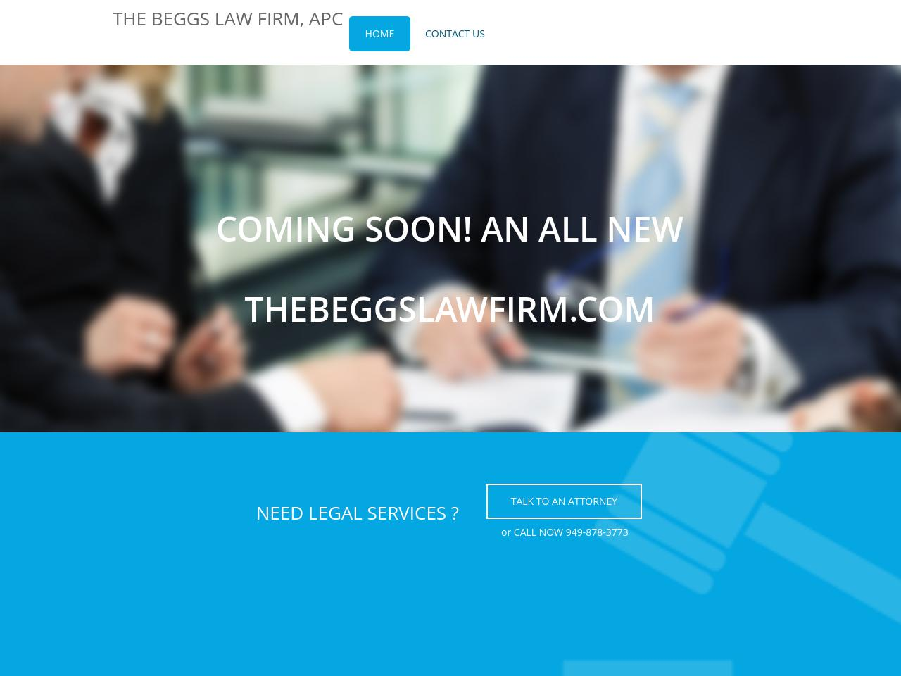 The Beggs Law Firm - Costa Mesa CA Lawyers