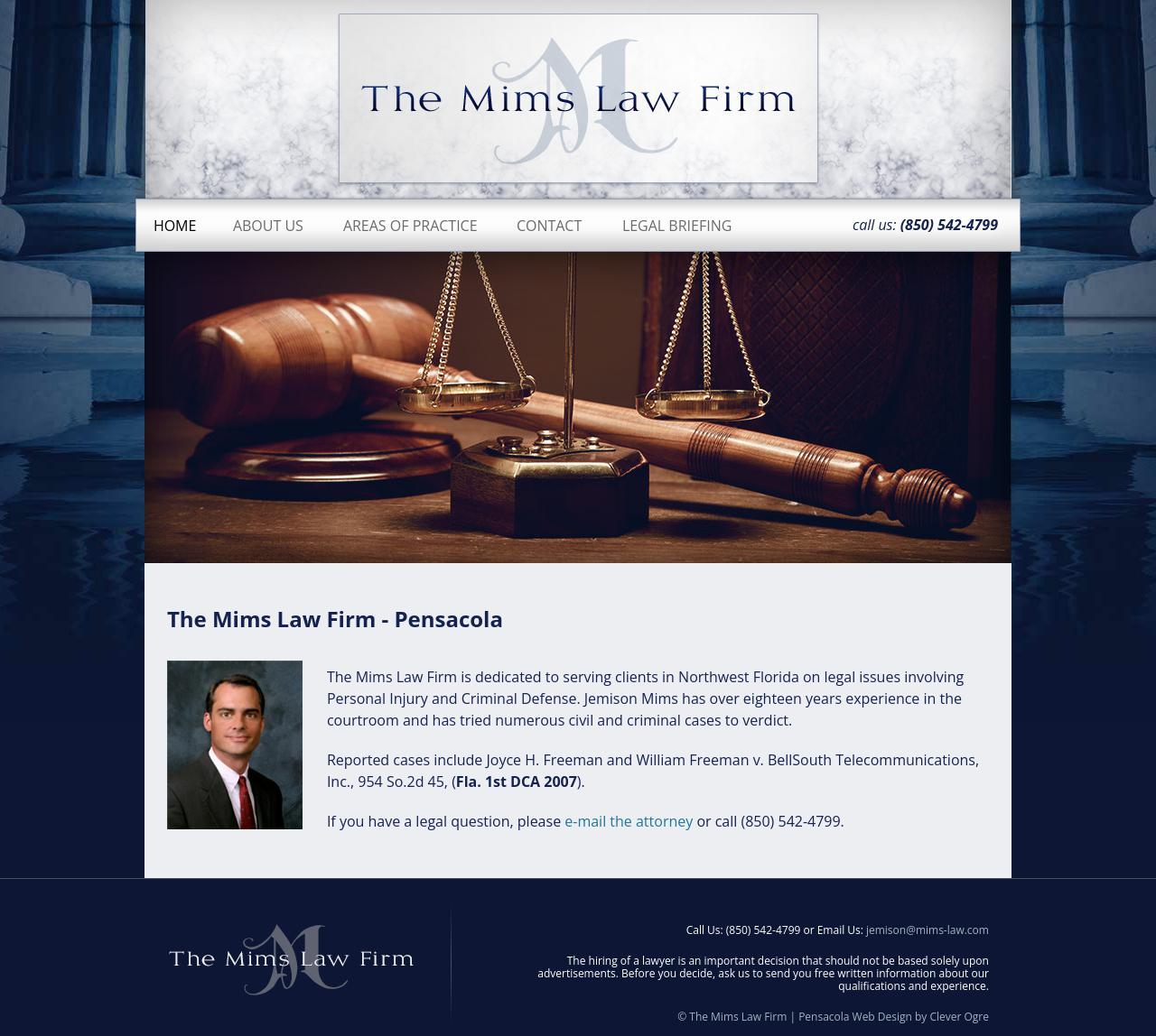 The Mims Law Firm - Pensacola FL Lawyers