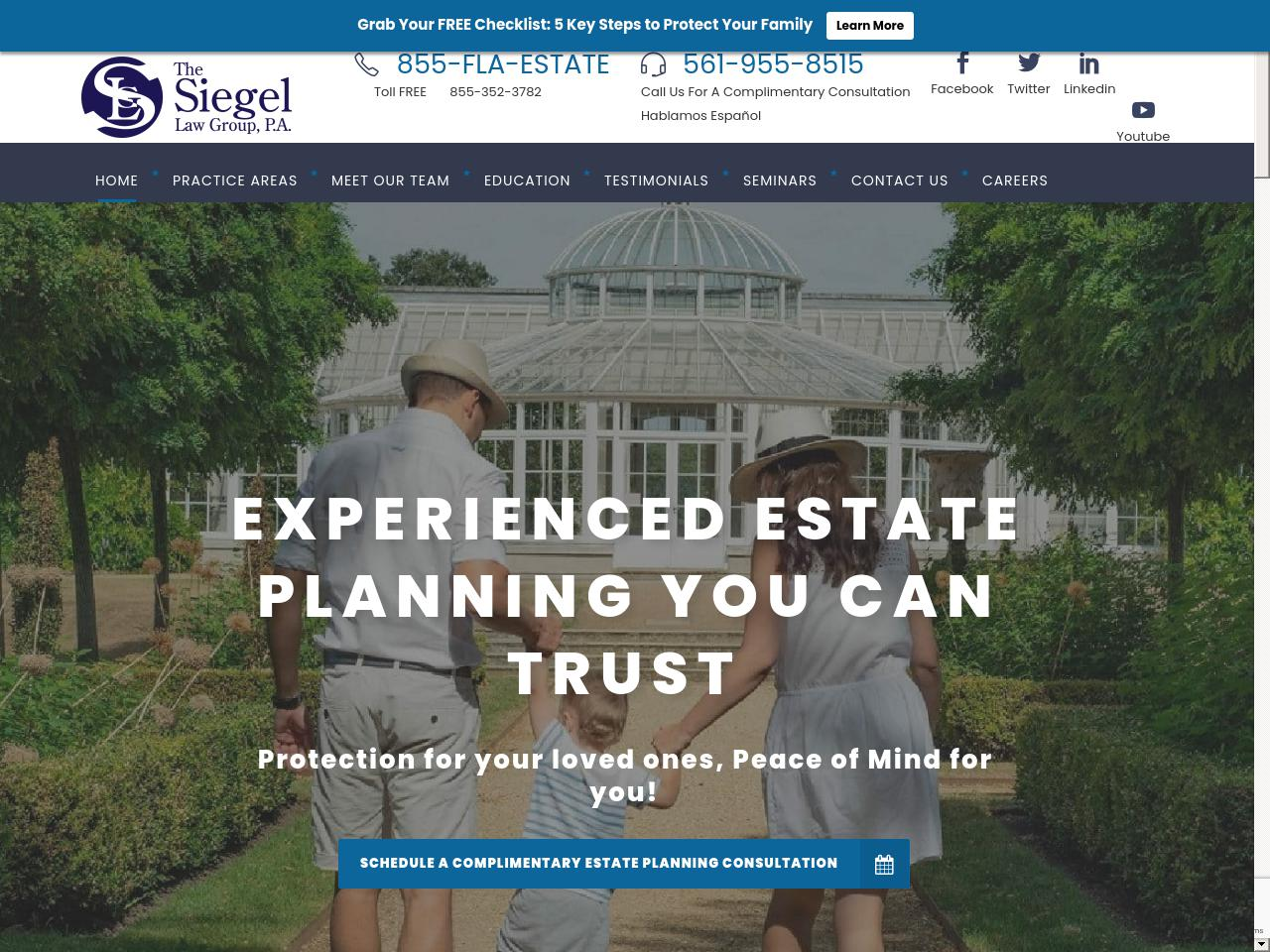 The Siegel Law Group, P.A. - Boca Raton FL Lawyers