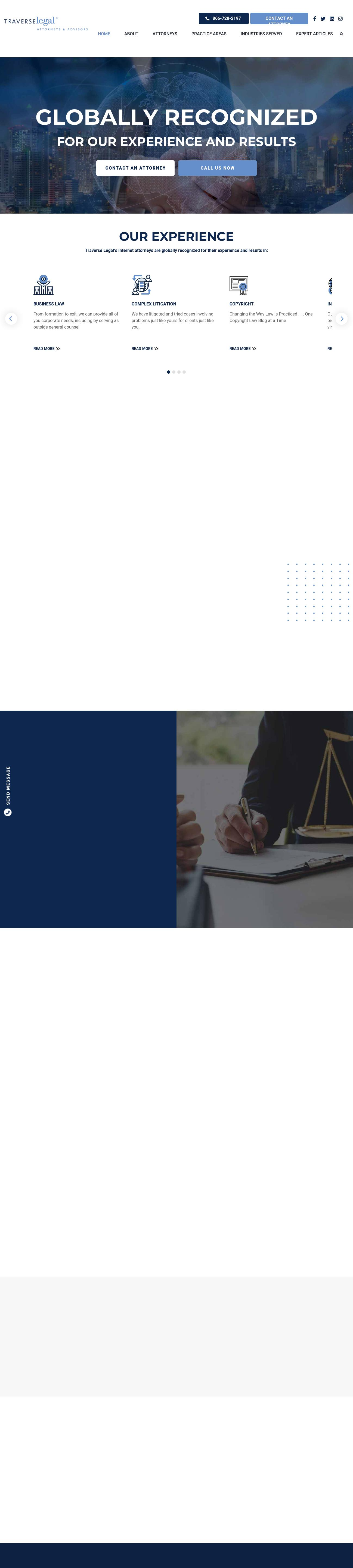 Traverse Legal, PLC - Encino CA Lawyers