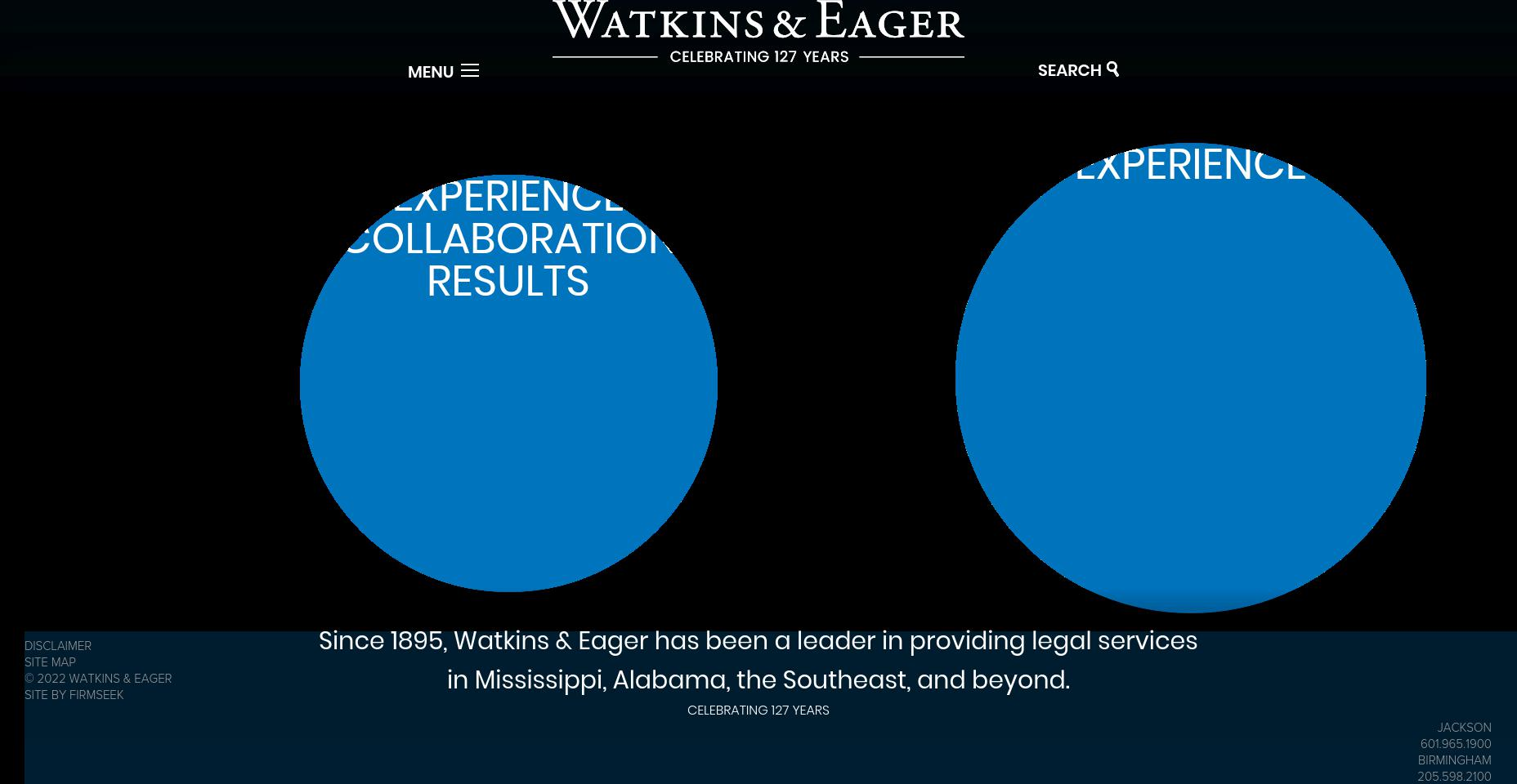 Watkins & Eager PLLC - Jackson MS Lawyers