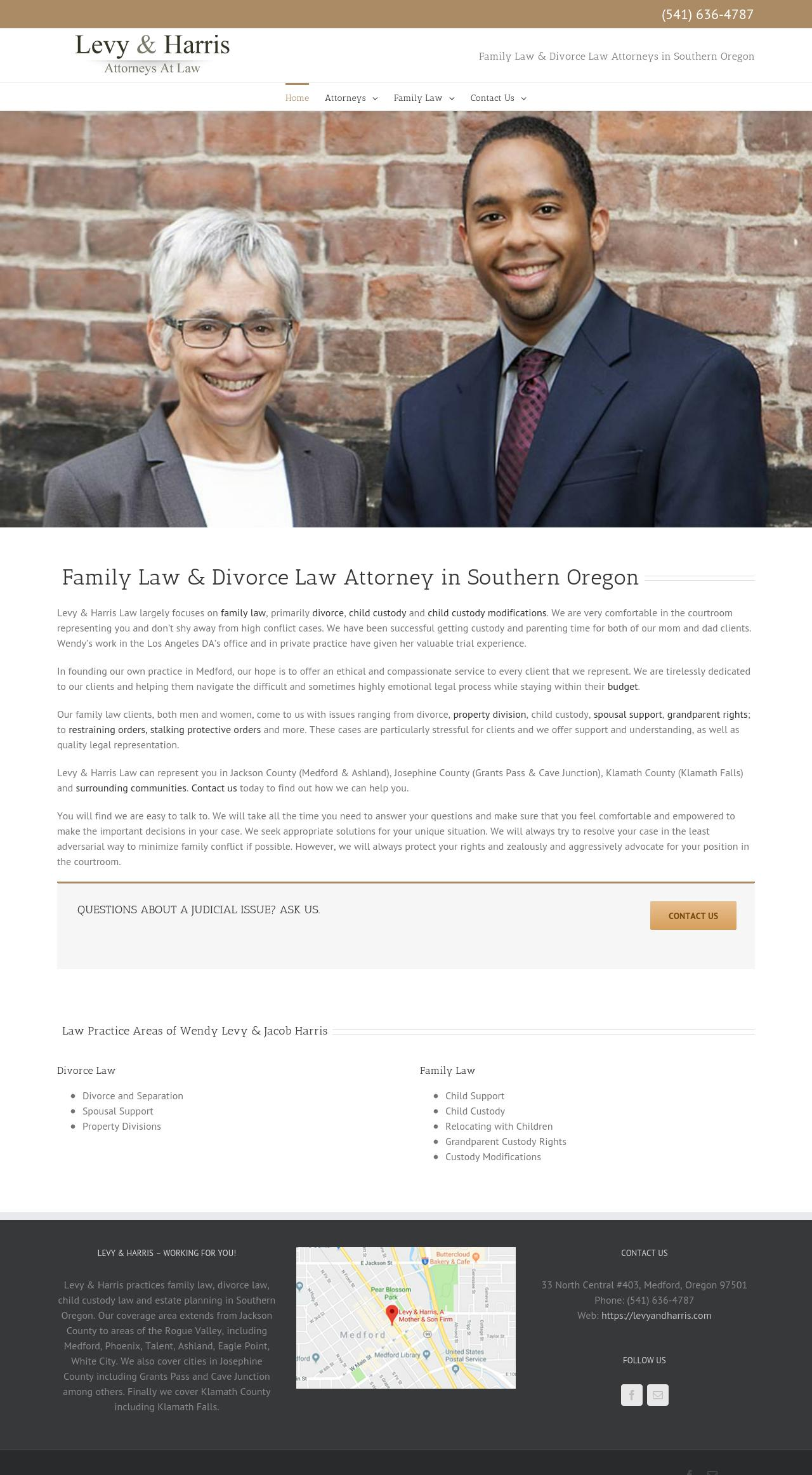 Wendy Levy Family Law Attorney - Eugene OR Lawyers